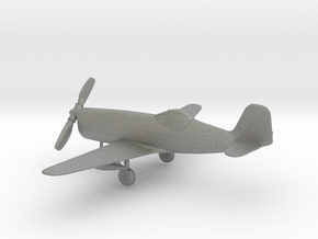 Bell XP-77 in Gray PA12: 1:96