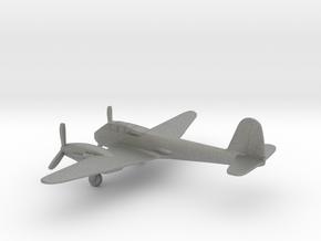 Messerschmitt Me 410 Hornisse in Gray PA12: 1:200