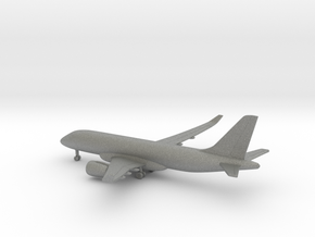 Bombardier CSeries 100 in Gray PA12: 1:400