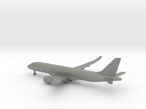 Bombardier CSeries 300 in Gray PA12: 1:400