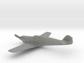 Messerschmitt Bf 109 V-1 (w/o landing gears) in Gray PA12: 1:160 - N