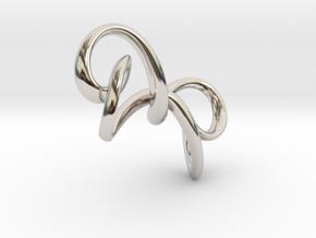 Hourglass in Platinum