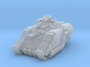 Primarius Repulsor Tank 6mm vehicle miniature game in Smooth Fine Detail Plastic