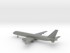 Boeing 757-200 in Gray PA12: 1:500