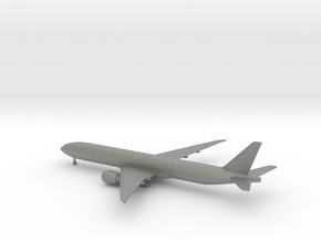 Boeing 777-300ER in Gray PA12: 1:700