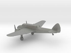 Bristol Type 152 Beaufort in Gray PA12: 1:200