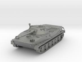 1/56 PT-76 tank in Gray PA12