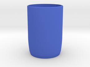 Share-screw | PART 2 - BODY in Blue Processed Versatile Plastic
