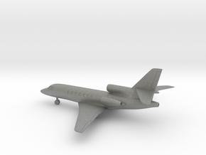 Dassault Falcon 50 in Gray PA12: 1:200