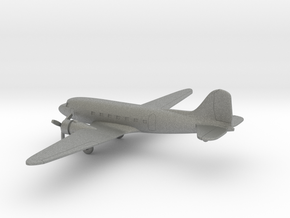 Douglas DC-3 in Gray PA12: 6mm