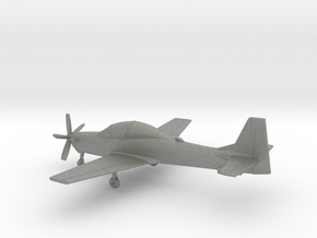 Embraer Super Tucano A-29 in Gray PA12: 1:160 - N