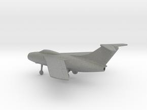 FMA IAe.33 Pulqui II in Gray PA12: 1:160 - N