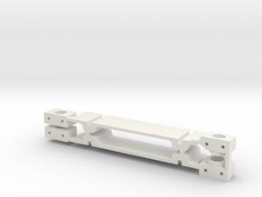 BRM Renault R5 Turbo Adapter Kit in White Natural Versatile Plastic