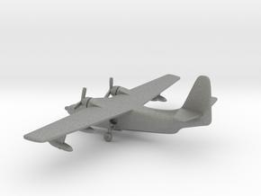Grumman HU-16 Albatross in Gray PA12: 1:350