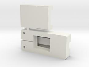 Atlas Gold RS3 Speaker Set in White Natural Versatile Plastic