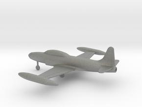 Lockheed T-33 Shooting Star in Gray PA12: 1:160 - N