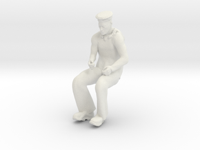 Printle M Homme 090 - 1/35 - wob in White Natural Versatile Plastic