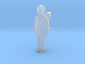Capsule Ghostbusters: Venkman in Smooth Fine Detail Plastic