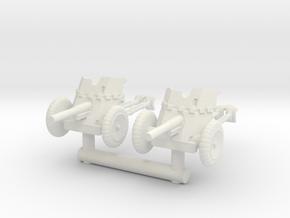 3.7 cm Pak 36 (transport) (x2) 1/120 in White Natural Versatile Plastic