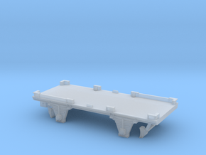 VR N Scale KC Wagon in Smooth Fine Detail Plastic