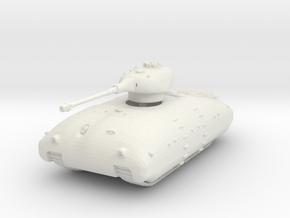 Panzer X 1/144 in White Natural Versatile Plastic