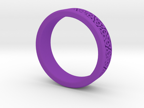 The most amazing test product ever - Waypoint in Purple Processed Versatile Plastic