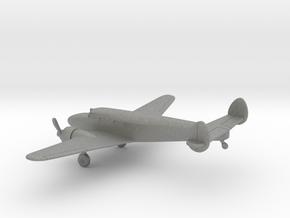 Lockheed Model 12 Electra Junior in Gray PA12: 1:160 - N