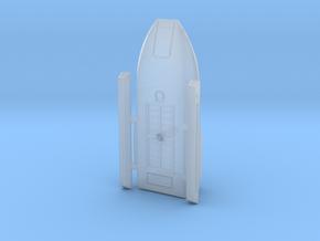 ST Galileo 5 shuttle in Smoothest Fine Detail Plastic: 1:220 - Z