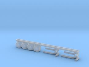 Wiener U-Bahn Würfel H0 (4x) in Smoothest Fine Detail Plastic