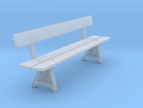 LM410 Leek & Manifold bench in Smooth Fine Detail Plastic