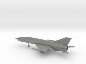 MiG E-152P/M (E-166) in Gray PA12: 1:200
