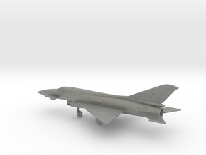 MiG E-8 in Gray PA12: 1:160 - N