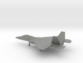Mitsubishi X-2 Shinshin in Gray PA12: 1:200
