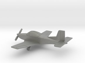 PAC CT/4E Airtrainer in Gray PA12: 1:100