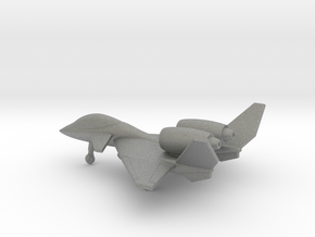 PZL-230D Skorpion in Gray PA12: 1:200