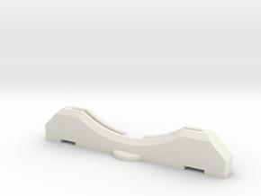 Titanic Assembly Cradle Base  in White Natural Versatile Plastic