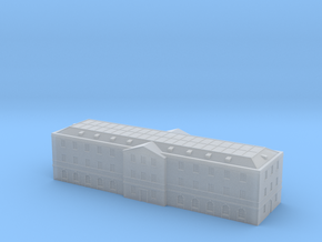 Portsmouth Historical Dockyard Building 1/700 in Smooth Fine Detail Plastic