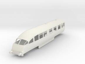 o-43-lner-observation-coach in White Natural Versatile Plastic