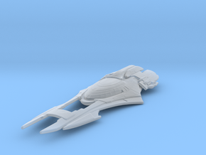 Xindi Primate Ship 1/2500 Attack Wing in Smooth Fine Detail Plastic