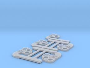 HO Scale GMO Train Order Semaphore in Smooth Fine Detail Plastic