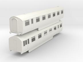 b-43-lner-coronation-twin-open-first in White Natural Versatile Plastic