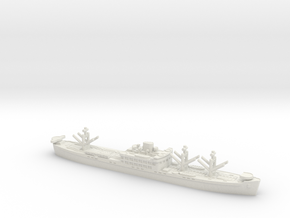 Kamikawa Maru 1/1250 in White Natural Versatile Plastic
