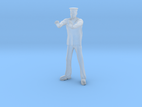 Printle M Homme 676 - 1/87 - wob in Smooth Fine Detail Plastic