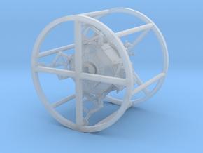 Lunar Lander Module  rev 0.5 in Smooth Fine Detail Plastic: 1:400