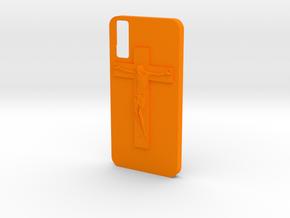 Huawei P30 Lite Case in Orange Processed Versatile Plastic