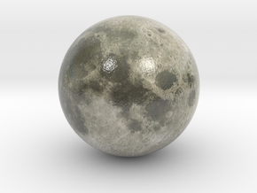 Moon in Glossy Full Color Sandstone