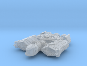 YU-410 light freighter in Smooth Fine Detail Plastic