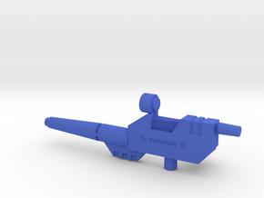 Scourge Laser Blaster in Blue Processed Versatile Plastic: Medium