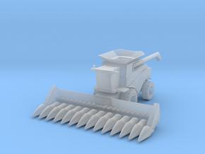J.D. T Combine Harvester 1/285 in Smooth Fine Detail Plastic