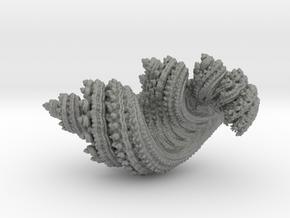 Fractal Art - Chakkri in Gray PA12